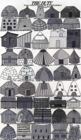 Gregory Blackstock The Huts, 2013