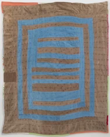 Gee's Bend Quiltmakers (Lola Pettway), Untitled,c. 1970