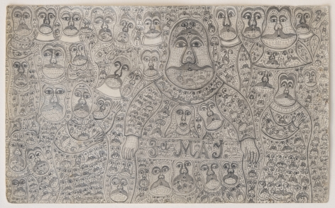Edmund Monsiel, Untitled,c. 1940/1950