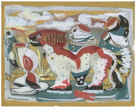 Eugen Gabritschevsky Untitled, cc1938