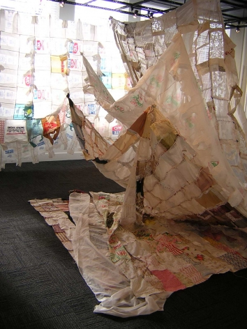 Jessie Dunahoo Sheltered Environment, 2010