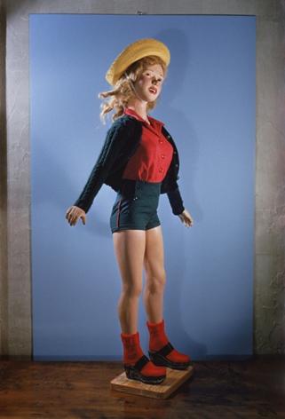 Morton Bartlett, Girl in shorts,1955 / 2006