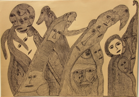 Mehrdad Rashidi Untitled, 2013