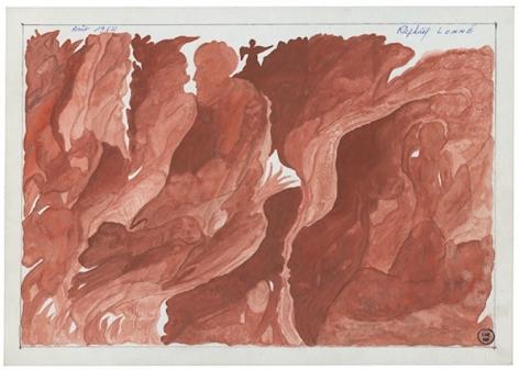 Raphaël Lonné, Untitled,1982