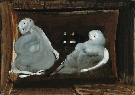 Eugen Gabritschevsky Untitled, 1949