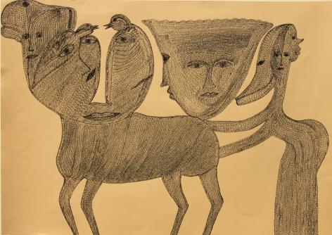 Mehrdad Rashidi Untitled, n.d.