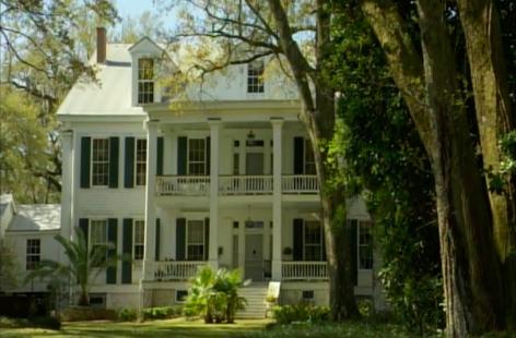 Louisiana - Albania - Plantation Home of Hunt Slonem