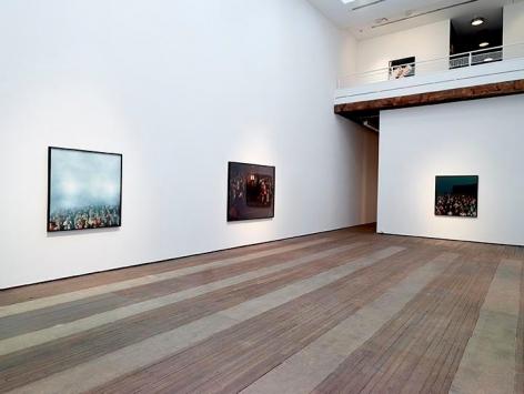 Alex Prager, La Grande Sortie Installation view 4
