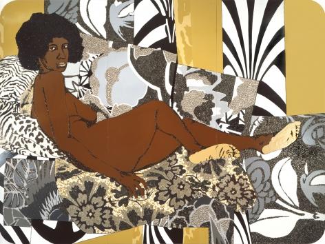 MICKALENE THOMAS A Little Taste Outside of Love, 2007