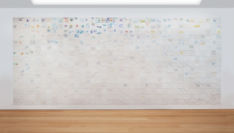 Liza Lou: Classification and Nomenclature of Clouds, Installation view 1