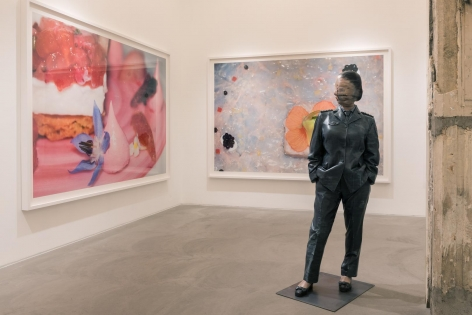 Juergen Teller and Xiang Jing Installation view 10