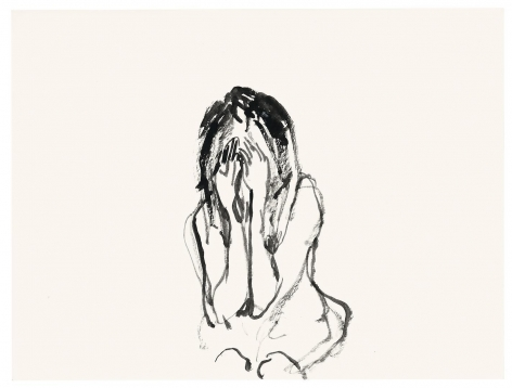 TRACEY EMIN She kept crying, 2012
