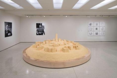 KADER ATTIA Untitled (Ghardaïa), 2009