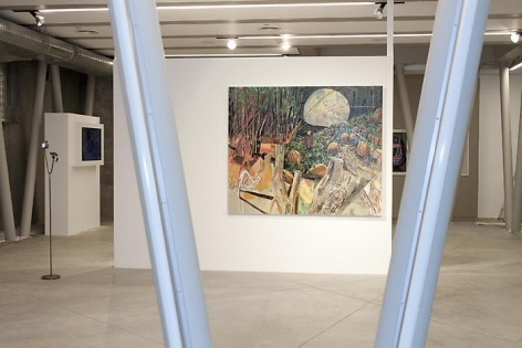Five in Istanbul Installation View 5