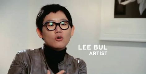 LM ARTIST VIDEO SERIES: LEE BUL, 2010, This edition of LM Artist Video Series highlights footage from Lee Bul's self-titled exhibition at Lehmann Maupin on view 21 April - 19 June 2010. Featuring footage from opening night and commentary by David Maupin, Rachel Lehmann, and the artist herself, this video illuminates Lee Bul's elegant and intricate works.