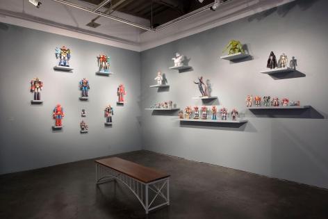 Mario Ybarra Jr.: The Tío Collection