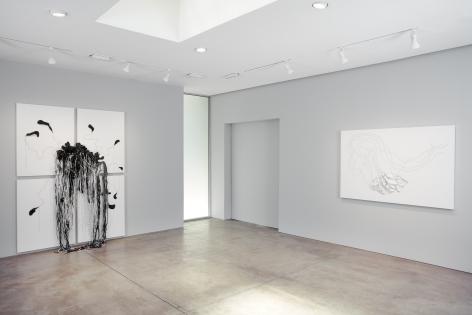 Nicholas Hlobo, Ulwamkelo installation view 5