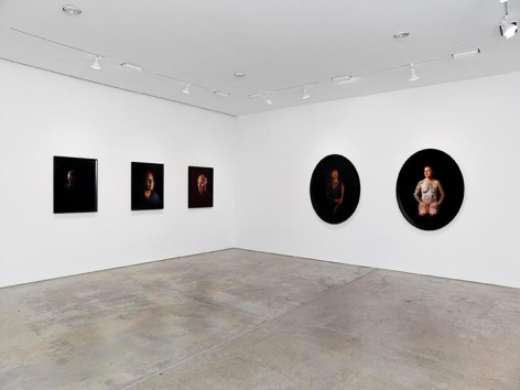 Catherine Opie, Portraits and Landscapes Installation view 5