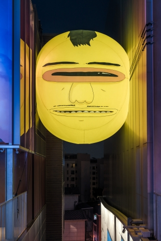 OSGEMEOS:You Are My Guest, Installation view