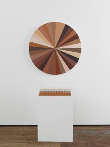 ADRIANA VAREJÃO Polvo Color Wheel VII, 2015