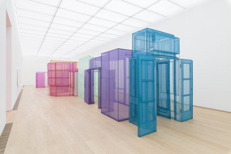 DO HO SUH, Installation view