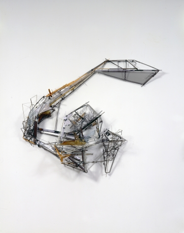 李昢 Untitled sculpture W5-1, 2010