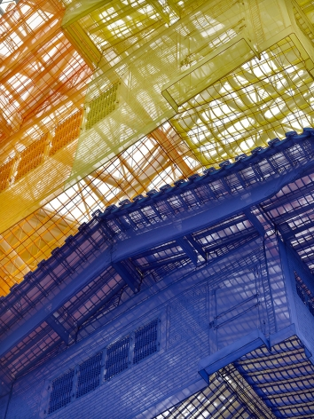 DO HO SUH, Home within Home, 2019 (detail)