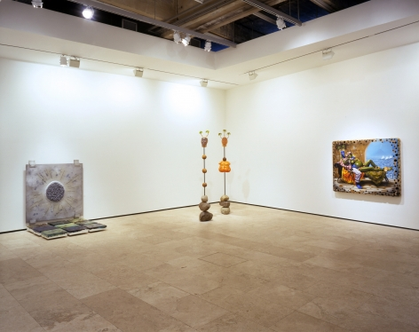 ASHLEY BICKERTON Installation View 3.