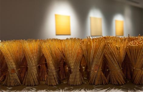 LIZA LOU, Gather (one million) (detail),2008–2010