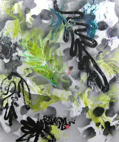 SEBASTIAN VALLEJO Green Death, 2012