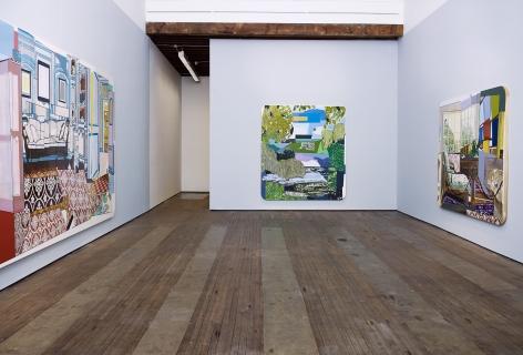 MICKALENE THOMAS:How to Organize a Room Around a Striking Piece of Art