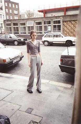 JUERGEN TELLER Lauren, 1998