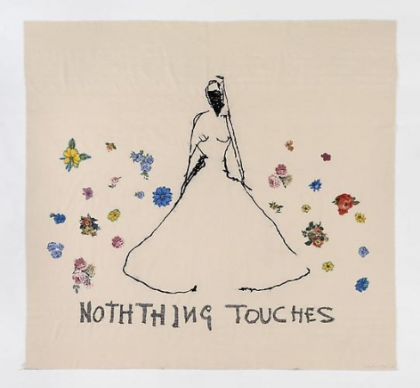 TRACEY EMIN Nothing Touches, 2009