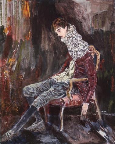 赫爾南·å·´æ–¯ The burden (I shall leave no memoirs), 2006