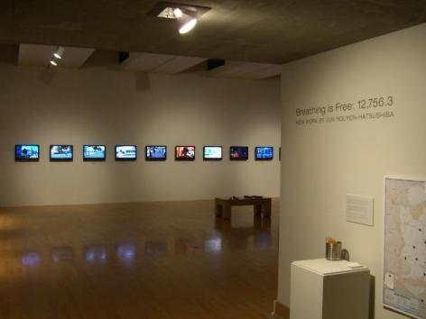 Breathing is Free: 12,756.3 - New Work by Jun Nguyen-Hatsushiba