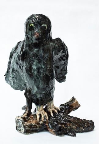 KLARA KRISTALOVA Blackowl, 2012