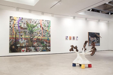 Law of the Jungle Installation View 3