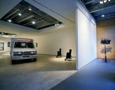NARI WARD: LIVESupport Installation view 4