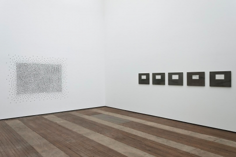 Summer Group Show: Mary Corse, Teresita Fernández, Maya Lin Installation view 2