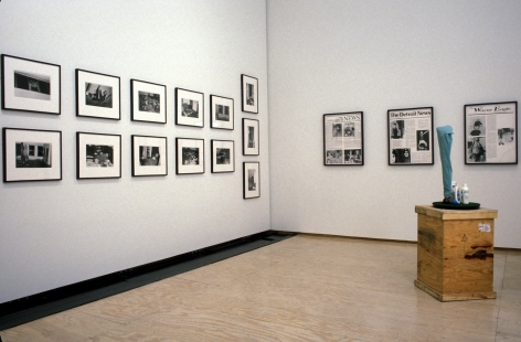 Patrick Painter Editions installation view 3