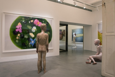 Juergen Teller and Xiang Jing Installation view 7