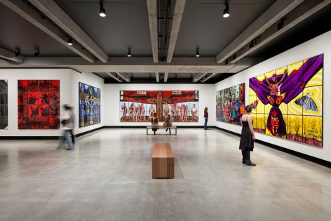 Gilbert & George, The Art Exhibition