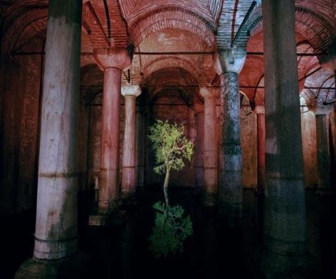 Eyecatching, 2003 Installation at Istanbul Biennial
