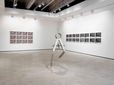 ROBIN RHODE: Take Your Mind Off The Street Installation view 4