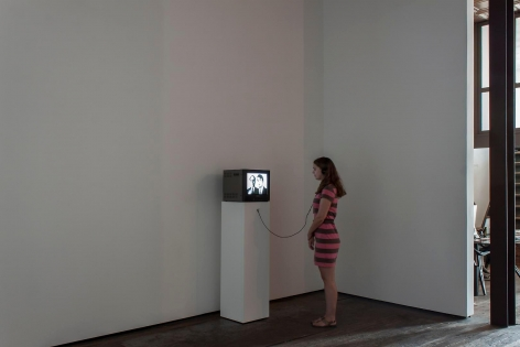 Gilbert & George Films and Video Sculptures, 1972-1981 Installation view 5