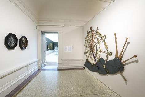 Patrick Van Caeckenbergh: The Pantologue (danke Schön), longterm installation