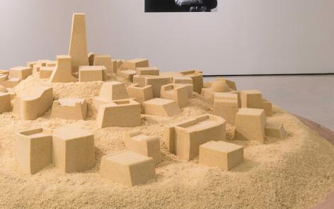 卡德·é˜¿æäºž Untitled (Ghardaïa)(detail),2009