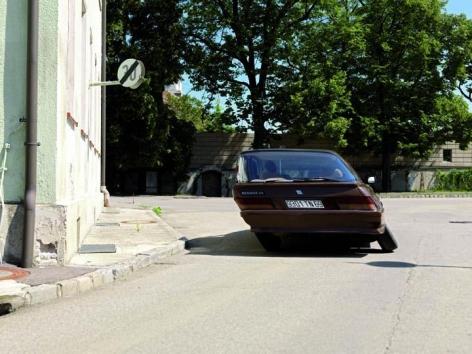 歐文·æ²ƒå§† Renault 25-1991, 2008