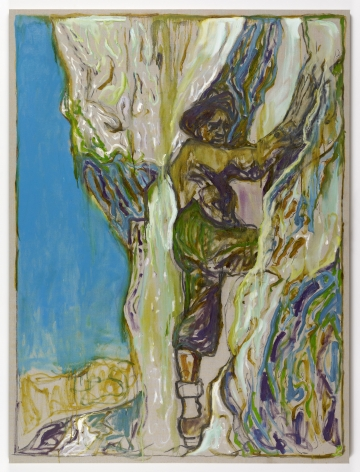 BILLY CHILDISH Toni Kurz Ascending, 2011