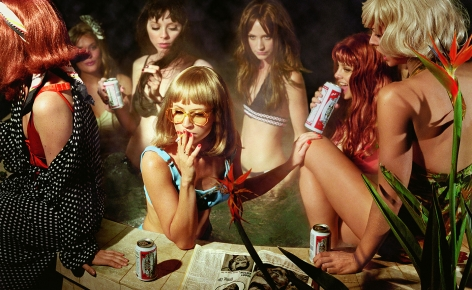 ALEX PRAGER, The Big Valley: Susie and Friends, 2008